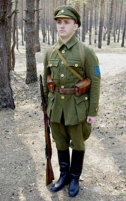 Козак Дієвої армії УНР 1919